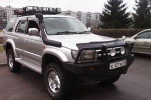 Автомобиль Toyota Hilux Surf, отличное состояние, 1999 года выпуска, цена 720 000 руб., Новокузнецк