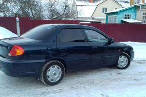 Автомобиль Kia Spectra, отличное состояние, 2007 года выпуска, цена 250 000 руб., Московская область