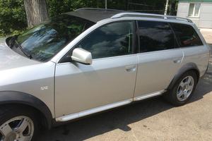 Автомобиль Audi Allroad, хорошее состояние, 2002 года выпуска, цена 265 000 руб., Саратов