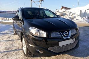 Подержанный автомобиль Nissan Qashqai+2, отличное состояние, 2012 года выпуска, цена 1 049 000 руб., Сургут