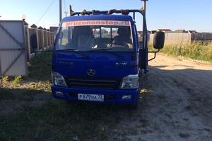 Автомобиль BAW Fenix, хорошее состояние, 2014 года выпуска, цена 650 000 руб., Тюмень