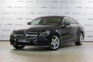 Авто Mercedes-Benz CLS-Класс, 2015 года выпуска, цена 3 250 000 руб., Санкт-Петербург