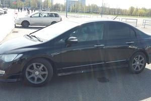 Автомобиль Honda Civic, хорошее состояние, 2008 года выпуска, цена 390 000 руб., Набережные Челны