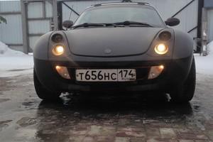 Автомобиль Smart Roadster, отличное состояние, 2005 года выпуска, цена 500 000 руб., Челябинск