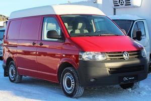 Авто Volkswagen Transporter, 2010 года выпуска, цена 719 000 руб., Москва
