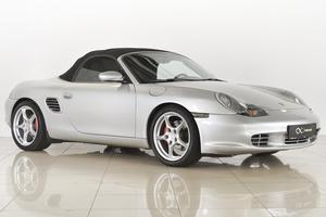 Авто Porsche Boxster, 2004 года выпуска, цена 769 000 руб., Москва