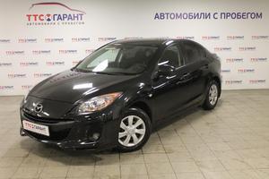 Подержанный автомобиль Mazda 3, отличное состояние, 2012 года выпуска, цена 490 000 руб., Казань
