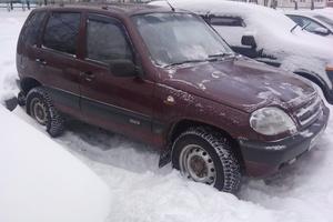 Автомобиль ВАЗ (Lada) 2123, хорошее состояние, 2005 года выпуска, цена 160 000 руб., Ижевск