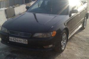 Автомобиль Toyota Mark II, хорошее состояние, 1994 года выпуска, цена 270 000 руб., Иркутская область