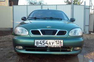 Автомобиль ЗАЗ Sens, отличное состояние, 2007 года выпуска, цена 120 000 руб., Ставрополь