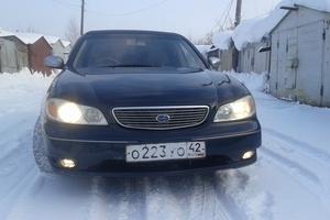 Автомобиль Nissan Cefiro, хорошее состояние, 2001 года выпуска, цена 215 000 руб., Кемерово