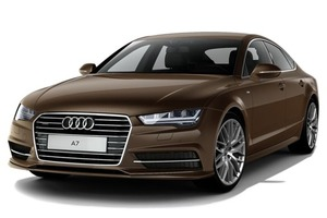 Новый автомобиль Audi A7, 2016 года выпуска, цена 3 596 244 руб., Москва