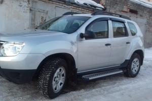 Подержанный автомобиль Renault Duster, хорошее состояние, 2014 года выпуска, цена 750 000 руб., Смоленск