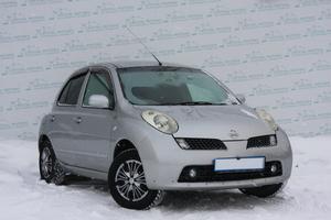 Авто Nissan March, 2003 года выпуска, цена 225 000 руб., Екатеринбург