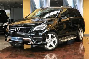 Подержанный автомобиль Mercedes-Benz M-Класс, отличное состояние, 2013 года выпуска, цена 2 380 000 руб., Казань