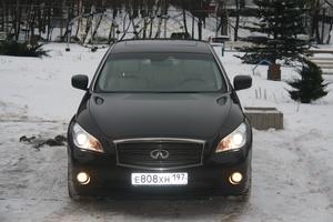Автомобиль Infiniti M-Series, отличное состояние, 2012 года выпуска, цена 1 330 000 руб., Москва