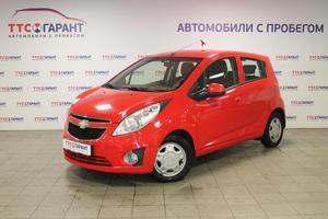 Подержанный автомобиль Chevrolet Spark, отличное состояние, 2012 года выпуска, цена 373 920 руб., Казань