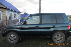 Автомобиль Mitsubishi Pajero Pinin, хорошее состояние, 2004 года выпуска, цена 400 000 руб., Курган