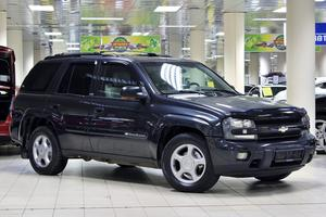 Авто Chevrolet TrailBlazer, 2004 года выпуска, цена 377 777 руб., Москва
