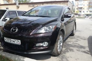 Подержанный автомобиль Mazda CX-7, отличное состояние, 2008 года выпуска, цена 610 000 руб., Златоуст