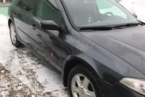 Подержанный автомобиль Renault Laguna, среднее состояние, 2004 года выпуска, цена 220 000 руб., Пущино