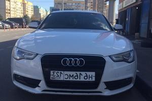 Автомобиль Audi A5, отличное состояние, 2013 года выпуска, цена 1 230 000 руб., Краснодар
