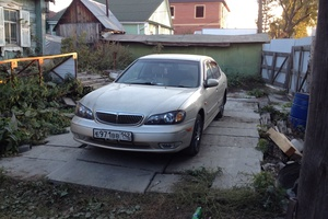Автомобиль Nissan Cefiro, хорошее состояние, 2002 года выпуска, цена 230 000 руб., Томск