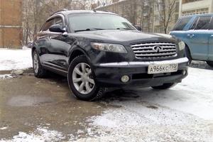 Подержанный автомобиль Infiniti FX-Series, отличное состояние, 2003 года выпуска, цена 650 000 руб., Электросталь