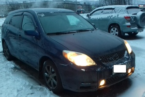 Автомобиль Toyota Matrix, хорошее состояние, 2002 года выпуска, цена 225 000 руб., Мурманск