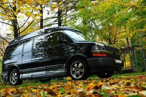 Подержанный автомобиль Chevrolet Express, отличное состояние, 2006 года выпуска, цена 1 150 000 руб., Москва