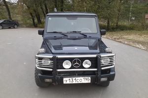 Подержанный автомобиль Mercedes-Benz G-Класс, среднее состояние, 1996 года выпуска, цена 650 000 руб., Коломна