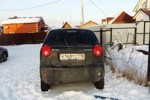 Подержанный автомобиль Chevrolet Spark, битый состояние, 2008 года выпуска, цена 95 000 руб., Казань