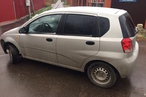 Подержанный автомобиль Chevrolet Aveo, битый состояние, 2005 года выпуска, цена 130 000 руб., Одинцово