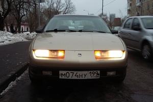 Автомобиль Saturn S-Series, хорошее состояние, 1995 года выпуска, цена 160 000 руб., Москва