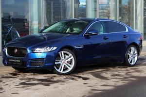 Авто Jaguar XE, 2015 года выпуска, цена 2 100 000 руб., Москва