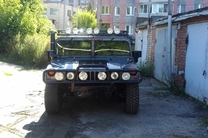 Автомобиль Hummer H1, отличное состояние, 2002 года выпуска, цена 4 950 000 руб., Чебоксары