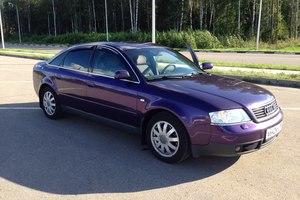 Подержанный автомобиль Audi A6, отличное состояние, 2000 года выпуска, цена 350 000 руб., Дубна