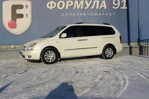 Авто Kia Carnival, 2010 года выпуска, цена 858 000 руб., Москва