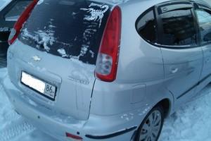 Подержанный автомобиль Chevrolet Rezzo, отличное состояние, 2006 года выпуска, цена 290 000 руб., Пыть-Ях