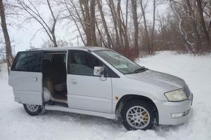 Автомобиль Mitsubishi RVR, битый состояние, 2001 года выпуска, цена 180 000 руб., Новотроицк