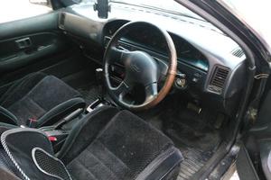 Автомобиль Toyota Sprinter Carib, среднее состояние, 1992 года выпуска, цена 94 000 руб., Красноярск