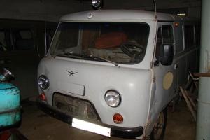 Автомобиль УАЗ 39625, среднее состояние, 2000 года выпуска, цена 150 000 руб., Томск