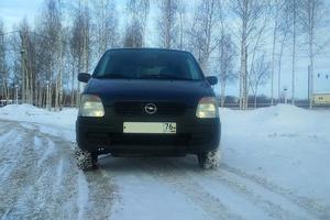 Автомобиль Opel Agila, хорошее состояние, 2002 года выпуска, цена 160 000 руб., Ярославль