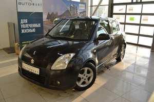 Авто Suzuki Swift, 2006 года выпуска, цена 279 990 руб., Санкт-Петербург