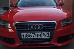 Подержанный автомобиль Audi A4, отличное состояние, 2008 года выпуска, цена 610 000 руб., Ростов-на-Дону