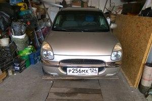 Автомобиль Toyota Duet, отличное состояние, 2000 года выпуска, цена 134 000 руб., Красноярск