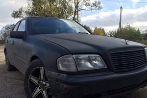 Подержанный автомобиль Mercedes-Benz C-Класс, хорошее состояние, 1997 года выпуска, цена 170 000 руб., Орехово-Зуево