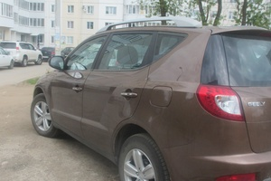 Автомобиль Geely GX7, отличное состояние, 2014 года выпуска, цена 745 000 руб., Пермь
