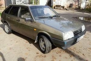 Автомобиль ВАЗ (Lada) 2109, хорошее состояние, 2000 года выпуска, цена 58 000 руб., Казань