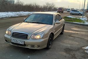 Подержанный автомобиль Hyundai Sonata, отличное состояние, 2006 года выпуска, цена 350 000 руб., Краснодар
